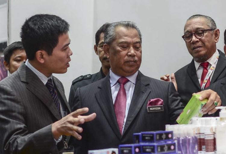 Hội nghị triển lãm doanh nghiệp nhỏ và vừa ASEAN 2015