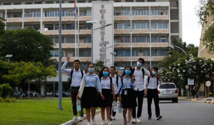 Campuchia cho phép các trường đại học công lập hoạt động trở lại