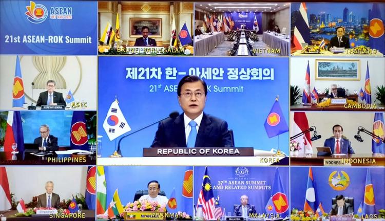 ASEAN hoan nghênh chính sách hướng Nam mới của Hàn Quốc